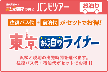 浜松 東京 高速バス